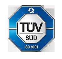 RC Plast Certificato di Qualità ISO 9001
